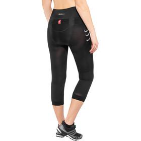 Compressport Trail Running Pirate 3/4 Pants Women Black